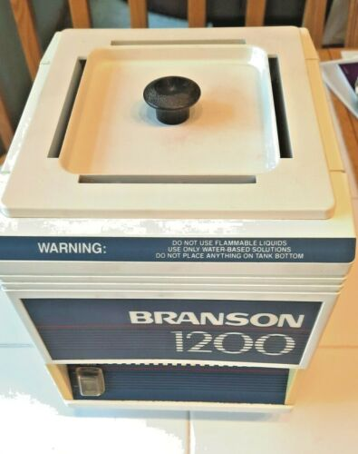 Branson B1200R-1 Bransonic Ultrasonic Cleaner