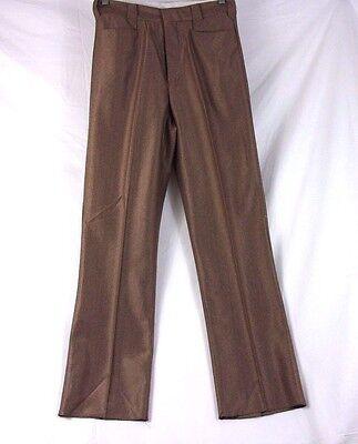 Wild Horse Bronco Western Style Cowboy Dress Pants Tan #P-1001 Size 34  285M