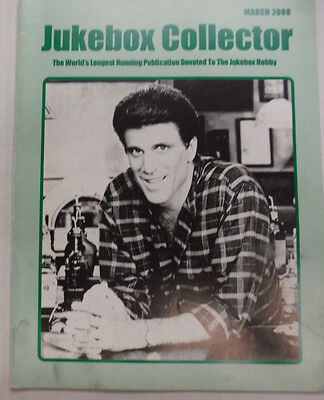 (Jukebox Collector Magazine Cheers Rhea Perilman Ted Danson March 2000 051815R)