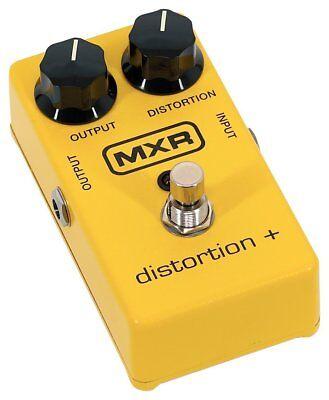 Jim Dunlop MXR Distortion+ Guitar Pedal JD-M104