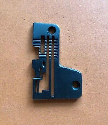 Nos 204867-0-10-rimoldi Overlock Needle Plate-free Shipping