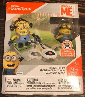 Mega Construx Despicable Me Minion Puppy DYD35 NEW](Despicable Me Puppy)