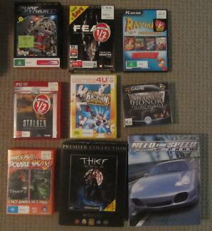 Classic PC Gaming Clearance