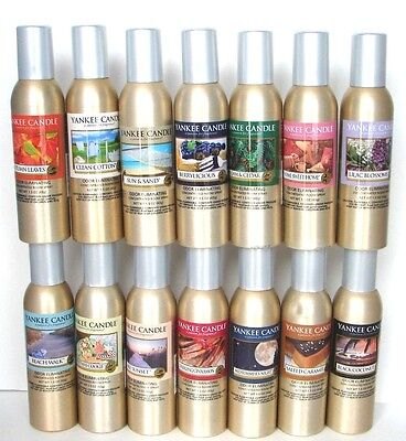 Yankee Candle Home Fragrance Room Spray You Choose x 1~~Odor -
