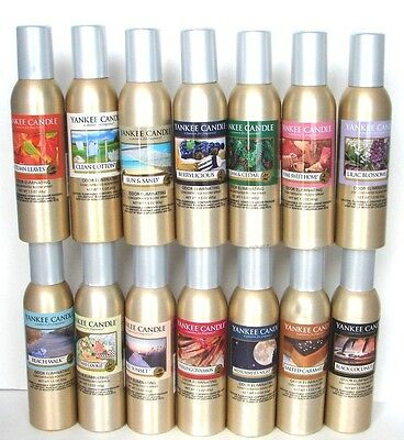 Yankee Candle Room Spray Concentrated~~You Choose x ...