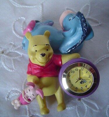 Lazy Days  Clock Winnie The Pooh  Eeyore And Roo