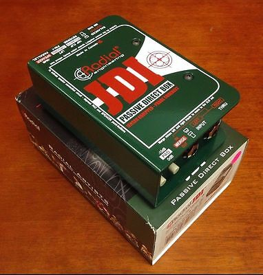 Radial JDI - Passive Direct Box