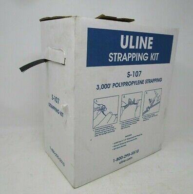 Polypropelene Strapping Kit 12 Uline