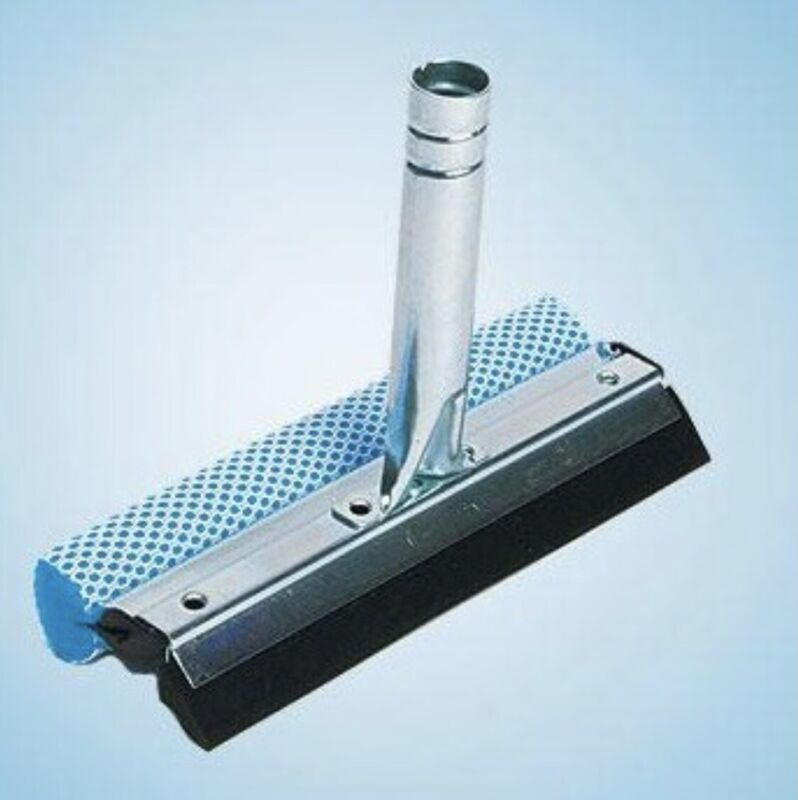 """10"""" Squeegee Replacement Heads- Pack of 24 New In Plastic. Retail is $3.69 Each!"""