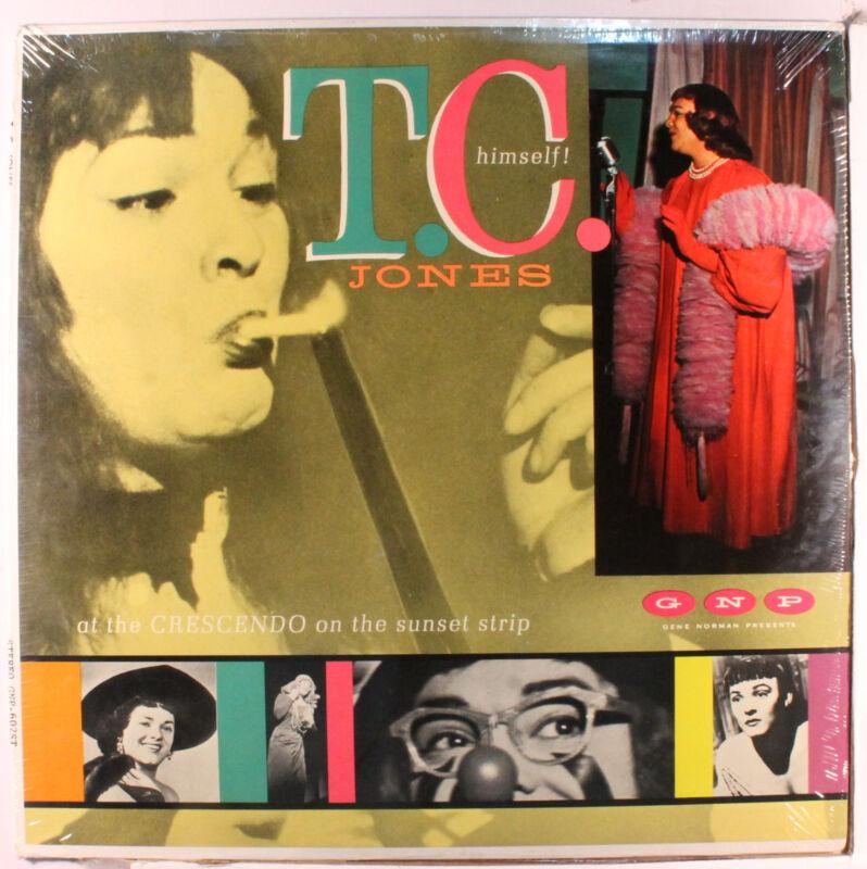 TC Jones - Himself! - Female Impersonator LP