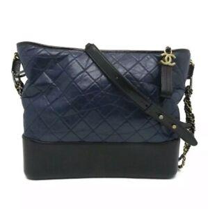 Genuine Chanel Gabrielle Large Hobo Bag