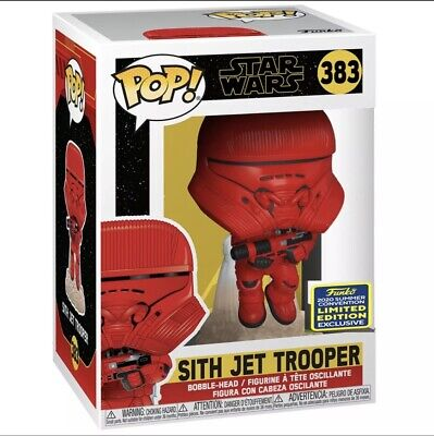 Funko Pop Sith Jet Trooper 2020 SDCC SHARED Exclusive Presale