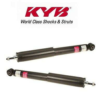 For Cadillac SRX 2010-2015 Set of 2 Rear Shock Absorbers KYB Excel-G 344659