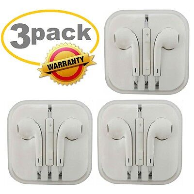 3Give up Generic Headset-Earphones-Earbuds Headphones With Microphone for IPhone