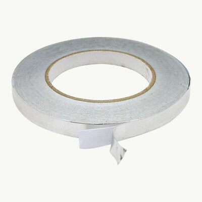 Jvcc Af20 Aluminum Foil Tape 12 In. X 50 Yds. Silver