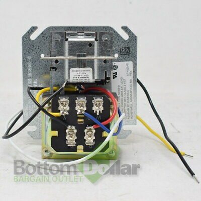 Honeywell R8285d5001 50va Fan Center Transformer Relay Wdpst Switch Action