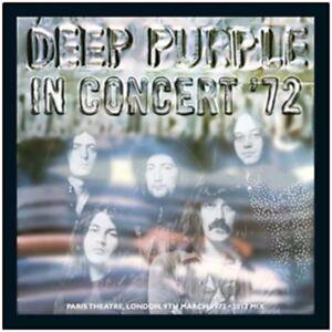 Deep Purple - In Concert '72 - New 180g Vinyl LP + 7