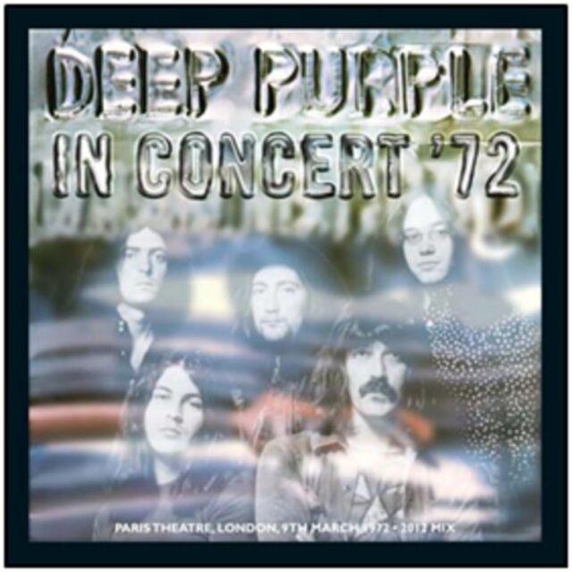 """Deep Purple - In Concert '72 - New 180g Vinyl LP + 7"""" +MP3"""