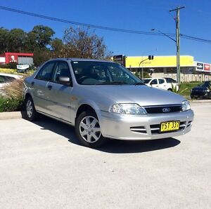 2002 Ford Laser Garden Suburb Lake Macquarie Area Preview