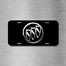 Buick License Plate Front Black Auto Tag Plate Verano Regal Lacrosse Enclave NEW