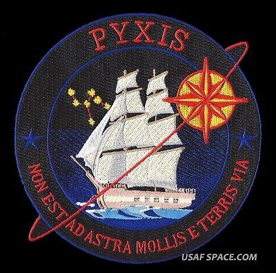 NRO L-30 - PYXIS - ATLAS V 401 Launch CCAFS USAF DOD SATELLITE Mission PATCH
