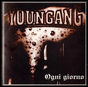 YOUNGANG-DISCO-7-034-E-P-OGNI-GIORNO-HANG-OVER-RECORDS-PUNK-OI