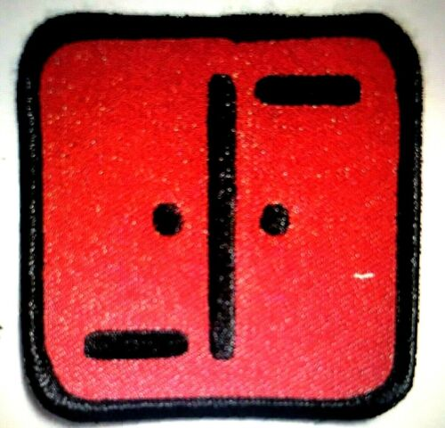 """""""V"""" the TV Show """"Hat Logo"""" Embroidered Patch -new"""