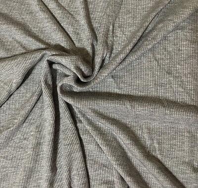 (Modal Spandex 2x1 rib knit jersey fabric super soft 52
