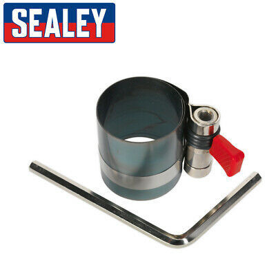 Sealey MS154 PISTON RING COMPRESSOR for Motorcycle / Small Engine 38-83mm  Dia.