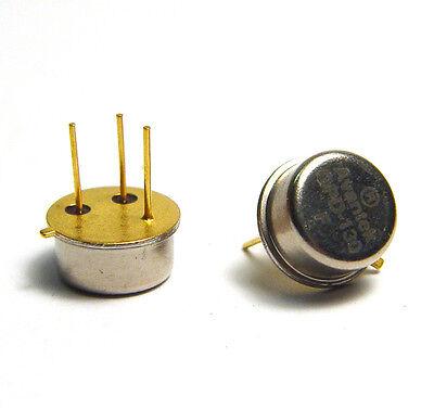 2x Motorola MC 7808 CK Spannungsregler TO-3 Gehäuse NOS 8V // 1.5A