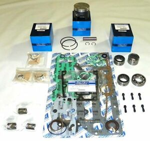 WSM Johnson Evinrude 50-70 HP Power Head Rebuild Kit 100-120-10, 5006701, 500669