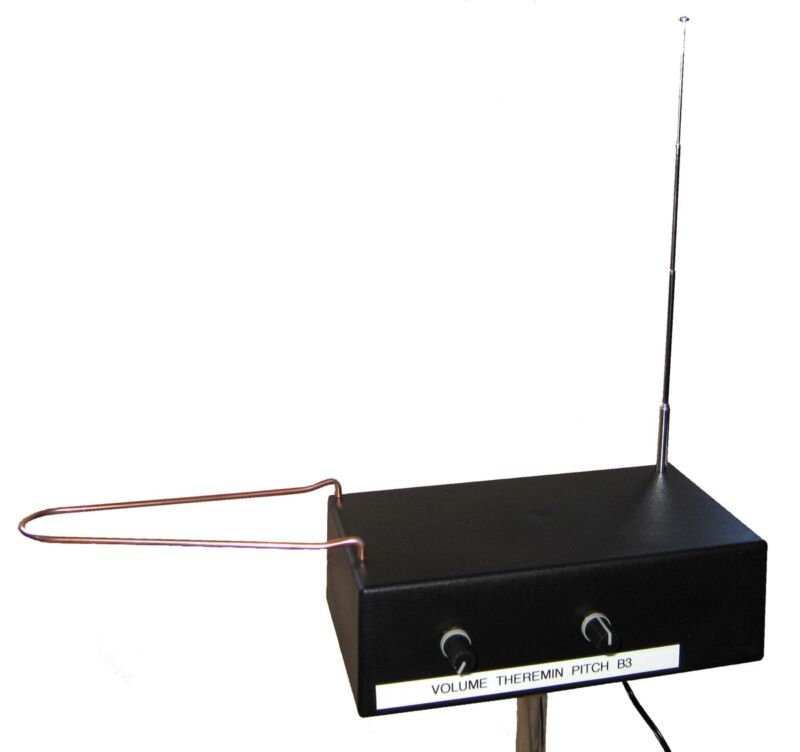 B3 Theremin - Pitch and Volume Antennas NEW - 2020 SALE! Classic True Instrument