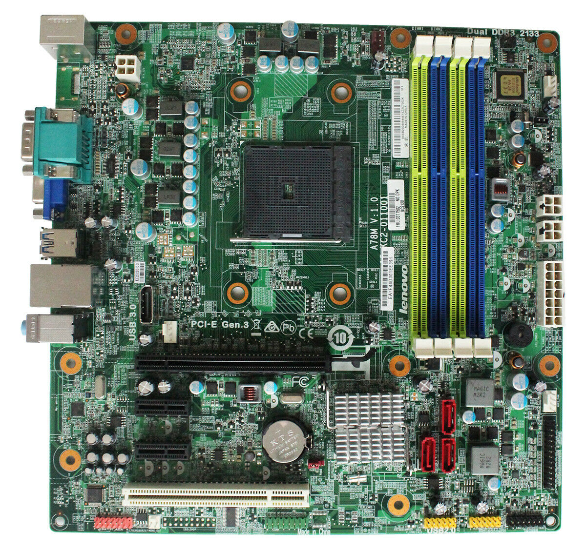 MB for Lenovo IdeaCentre V525 510A-15ABR AMD Motherboard 00XK108