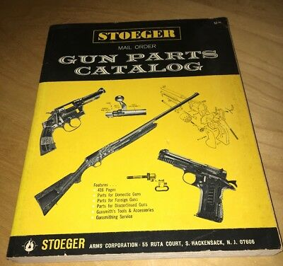 Stoeger Gun Parts Catalog