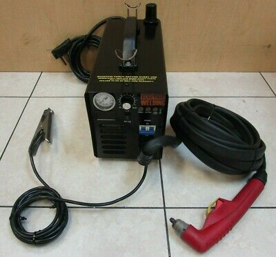 Chicago Electric 62204 240v Plasma Cutter With Digital Display Local Pick-up