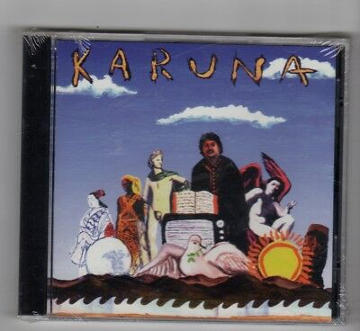 (HY102) Karuna, Karuna - Sealed CD