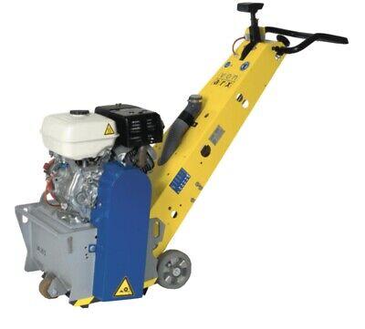 Von Arx 12 Concrete Asphalt Scarifier Planer Va30s Honda 8hp Gas Engine