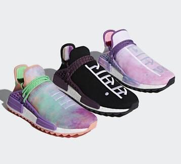 Pharrell Williams x Adidas Originals Human Race Holi Festival