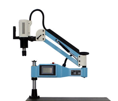 M6-m36 Flexible Arm Lcd Multi-direction Electric Tapping Machine Universal 220v