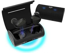 True Wireless Bluetooth 5.0 Earbuds Sports Headphone Earphones w/ Charging Case
