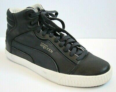 EXCELLENT Alexander Mcqueen x Puma Street Climb II Leather Mens Sneakers SZ 8