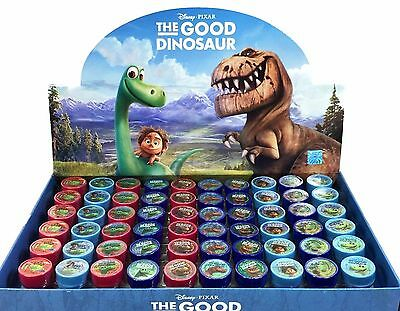 10 X Good Dinosaur STAMPS STAMPERS PARTY FAVORS FOR CANDY BAGS GIFTS BIRTHDAY
