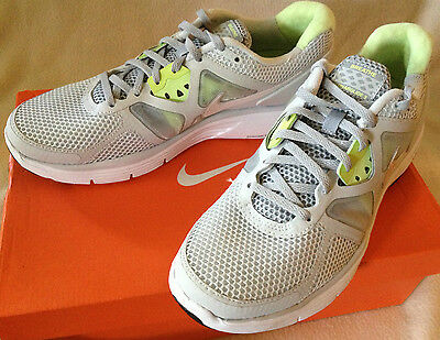 Nike + Lunarglide 3 Breathe 510802-010 Running Marathon Shoes Women's 11.5 new