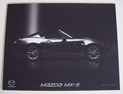 Mazda . MX-5 . Mazda MX-5 . January 2017 Sales Brochure