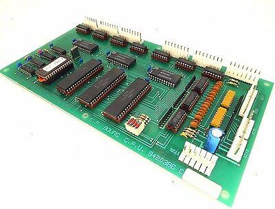 C.p. Bourg 9420386  Cpu 9420386c Ae 16 Collators System 9111-146