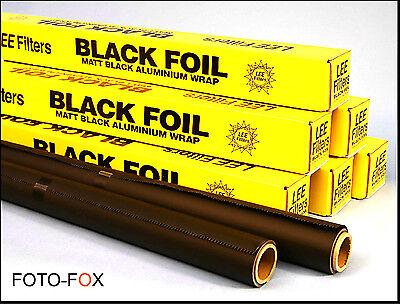 LEE FILTER BLACKWRAP FLEXIBLE HEAT RESISTANT FOIL - PHOTO STUDIO FLASH SOFT (Heat Resistant Softbox)