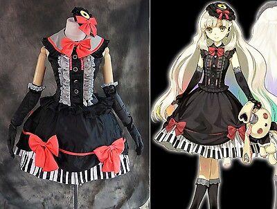 H-017 VOCALOID 3 Mayu Original Cosplay Kostüm Set Kleid costume dress Lolita Maß
