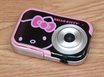 Pink/Schwarz Hello Kitty (0010613) Batteriebetrieben Digital Kamera nur Lesen