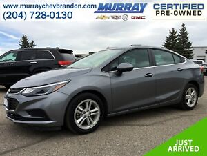2018 Chevrolet Cruze LT Turbo FWD *Backup Camera* *Projection* *