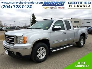 2012 GMC Sierra 1500 Extended Cab SLT 4WD *Heated Leather*